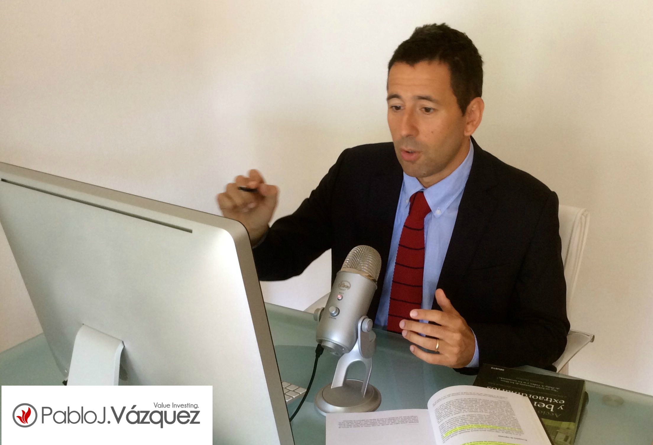 pablo j vazquez curso bolsa value investing
