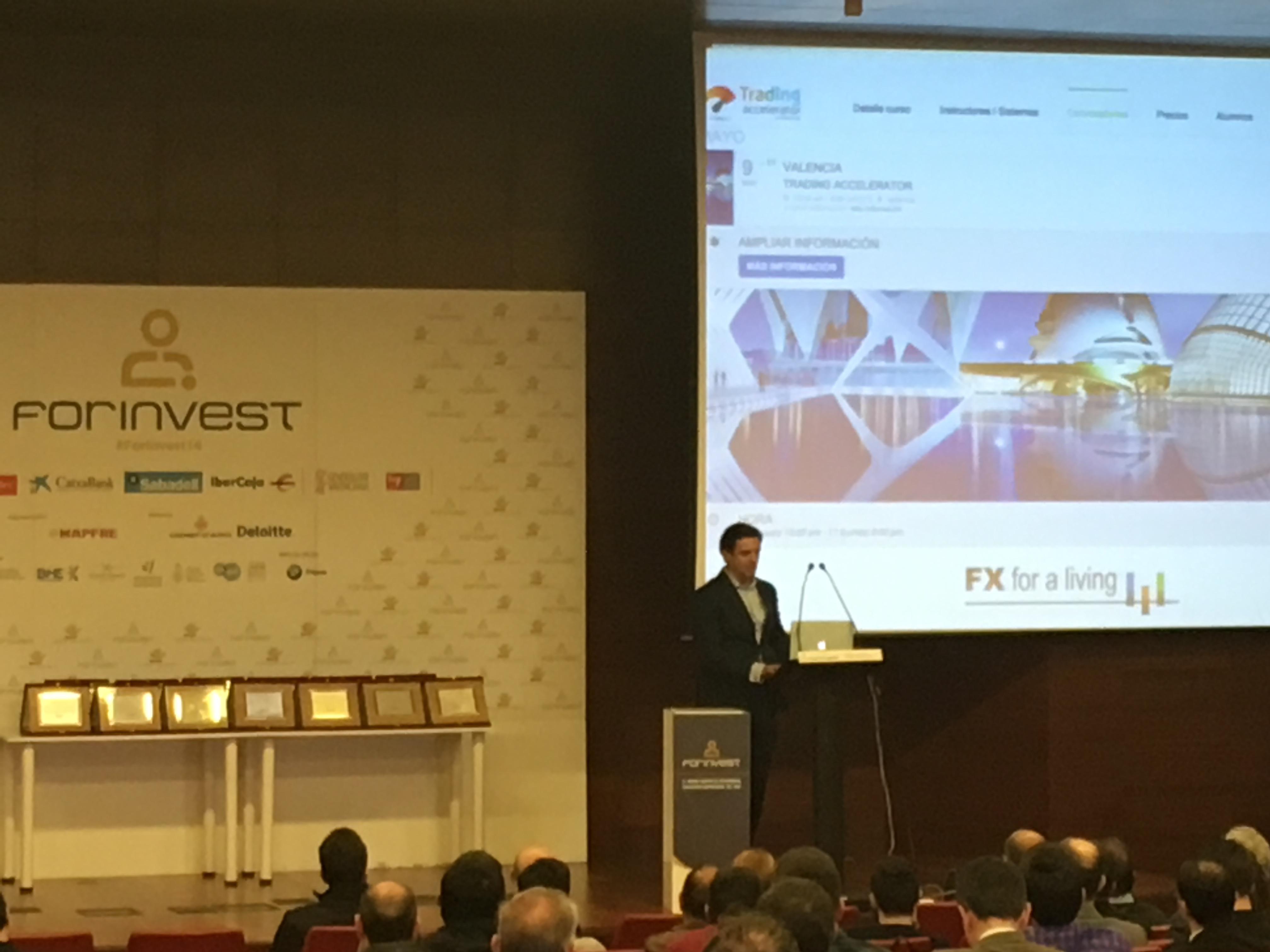 conferencia david aranzabal forinvest 2016