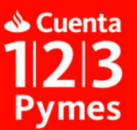 Logo cuenta 123 pymes