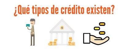 Que tipos de credito existen foro