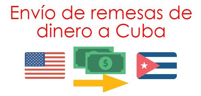 ¿Cómo enviar remesas de dinero a Cuba?