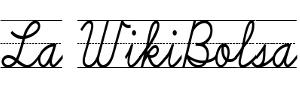 Logo la wiki bolsa letras foro