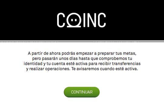 Días de espera Coinc