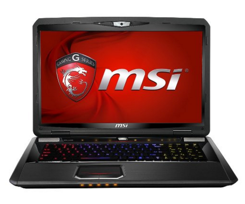 Mejroes portátiles para gaming 2016: MSI GT70 2QD-2471XES Dominator