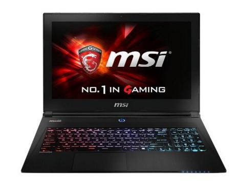 Mejores portátiles para gaming: GS60 2QE(Ghost Pro 4K)-815ES