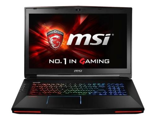 mejores portátiles gaming 2016: MSI GT72 2QE Dominator Pro-1622ES