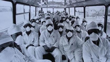 Chernobyl liquidadores bronceado radiactivo foro