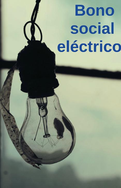 Bono social eléctrico