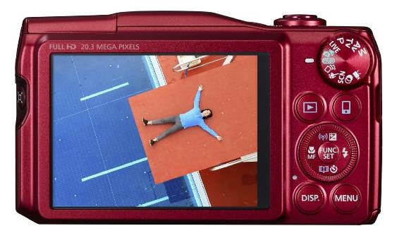 Canon Powershot SX710 HS: mejores cámaras compactas con wifi