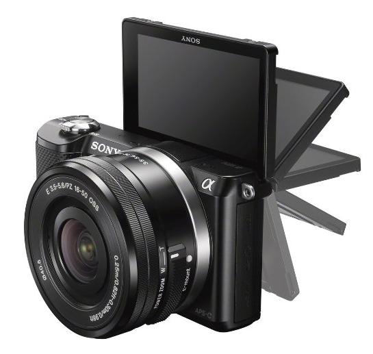 Sony A5000: mejores cámaras compactas con WIFI