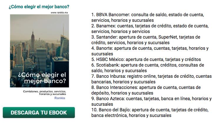 Guía Bancos
