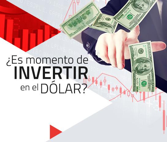 invertir en dólar