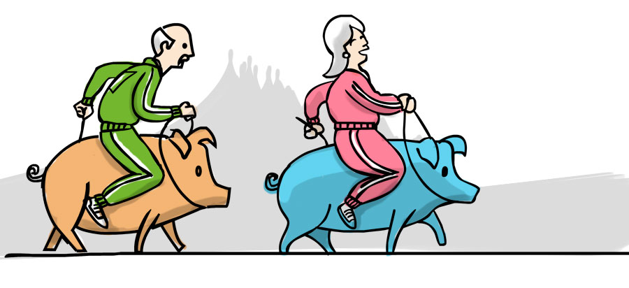 ¿Cuáles son los tipos y modalidades de pensión?: Modalidades