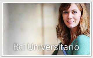 Mejores cuentas para jóvenes: Plan BCI Universitario