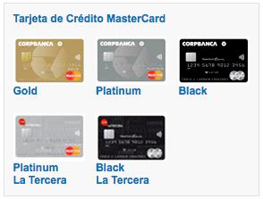 Corpbanca tarjetas de credito mastercard foro
