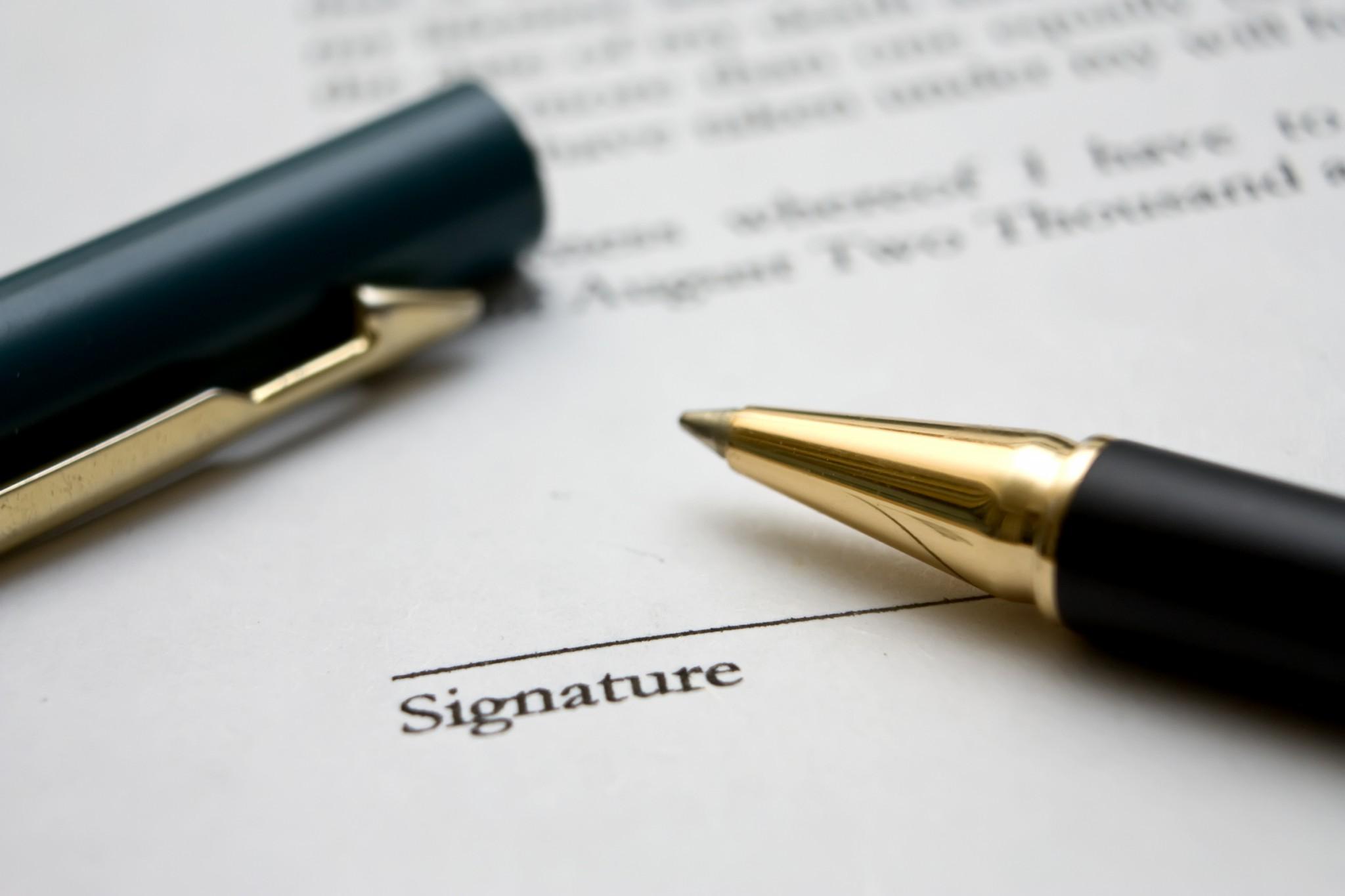 Capitulaciones matrimoniales o contrato prematrimonial
