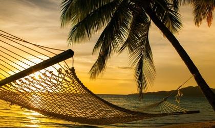 Playa puesta de sol foro