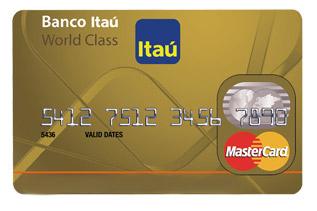¿Cómo elegir la mejor tarjeta para viajar? MasterCard World Class de Banco Itaú