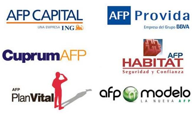 Comparativo AFPs: Capital, Habitat, Modelo, Planvital y Provida