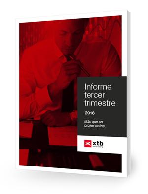 Informe xtb tercer trimestre 2016