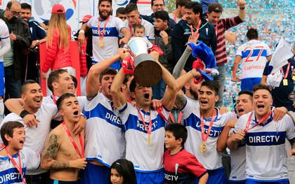 Universidad Católica: actual campeón del fútbol chileno