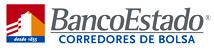 Bancoestado Corredores de Bolsa: productos, servicios y comisiones