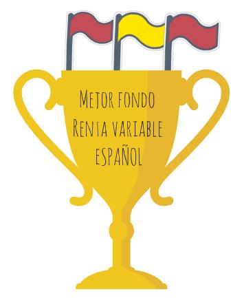 Mejor fondo renta variable español
