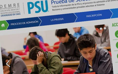 Proceso de admisión universidades 2018