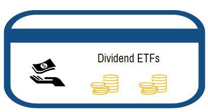 ETFs con rentabilidad por dividendo