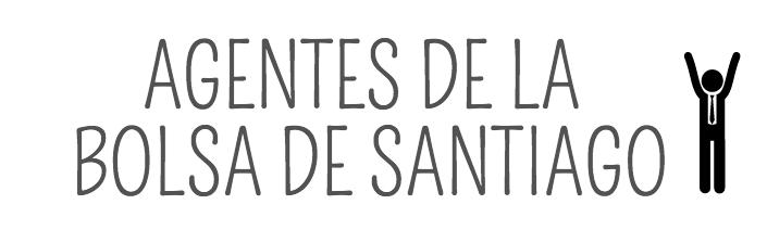Agentes de la Bolsa de Santiago