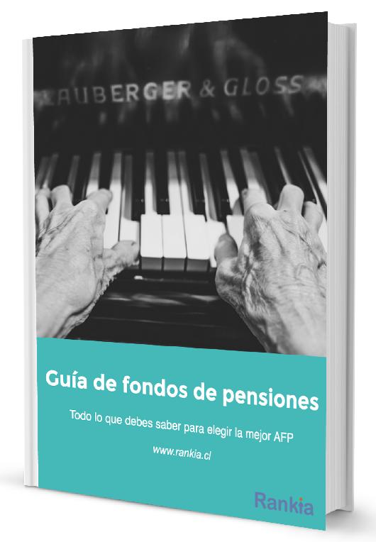 guia fondos de pensiones - afp