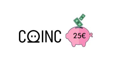 Coinc promocion 25 euros foro