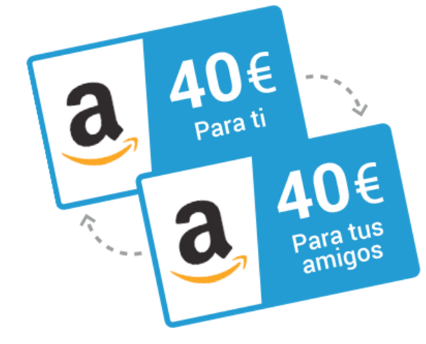 Cheque de 40€ en amazon con imaginbank