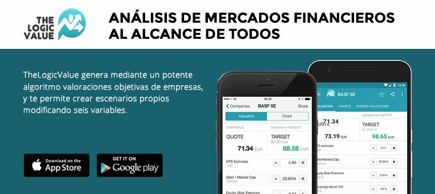 TheLogicValue, app para valorar empresas