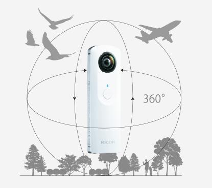 Mejores cámaras 360º