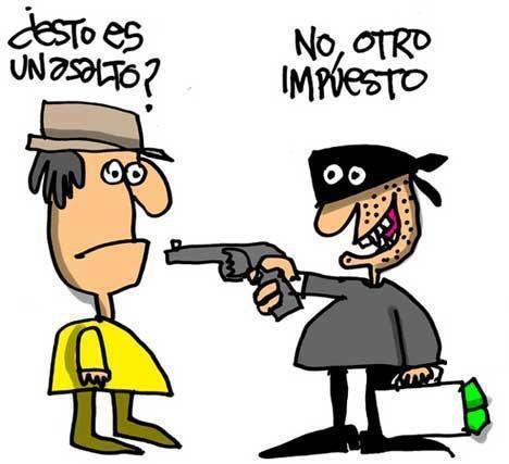 Tipos impuestos México