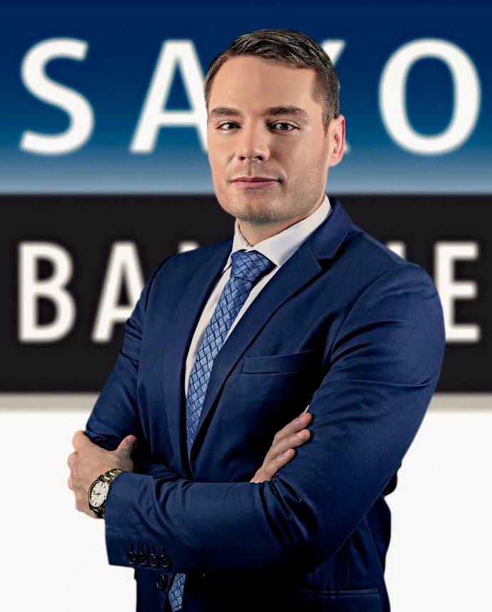 Christopher Dembik Saxo Bank