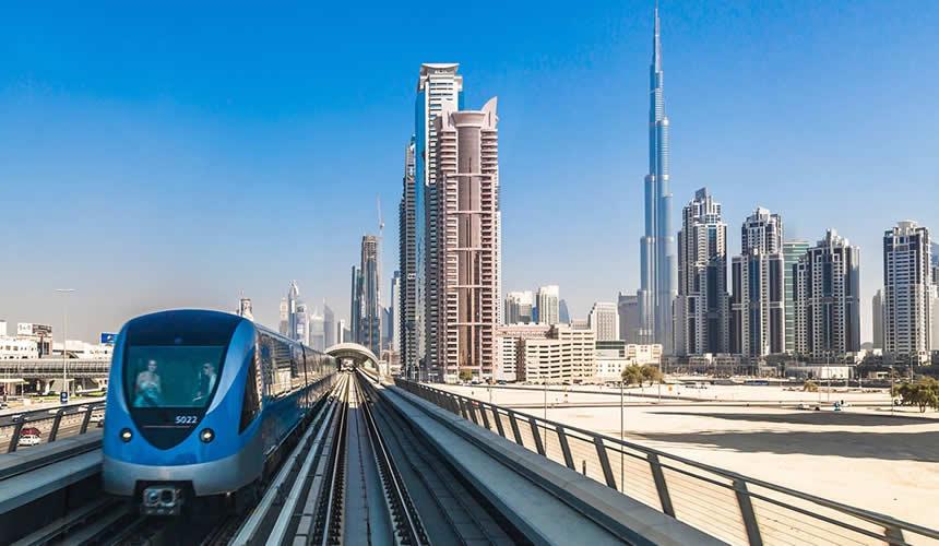 Acciona participará en la ampliación del metro de Dubái