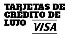 ¿Cómo conseguir las tarjetas de crédito más lujosas del mundo?