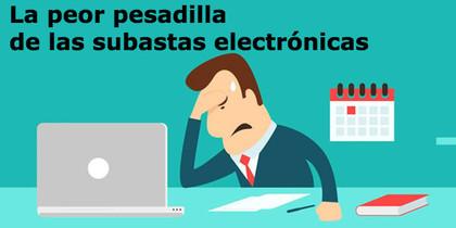 La peor pesadilla de las subastas electrnicas foro