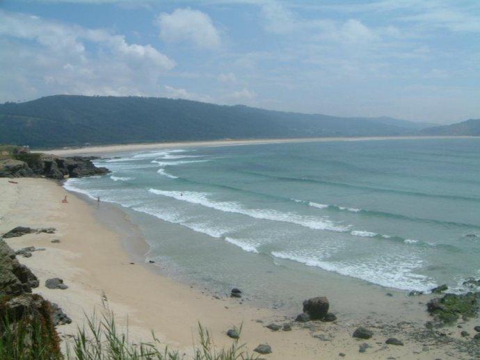 Playa Cobas Francisco García Paramés