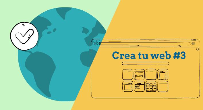 Crea tu web: Cómo conseguir el éxito de tu negocio online