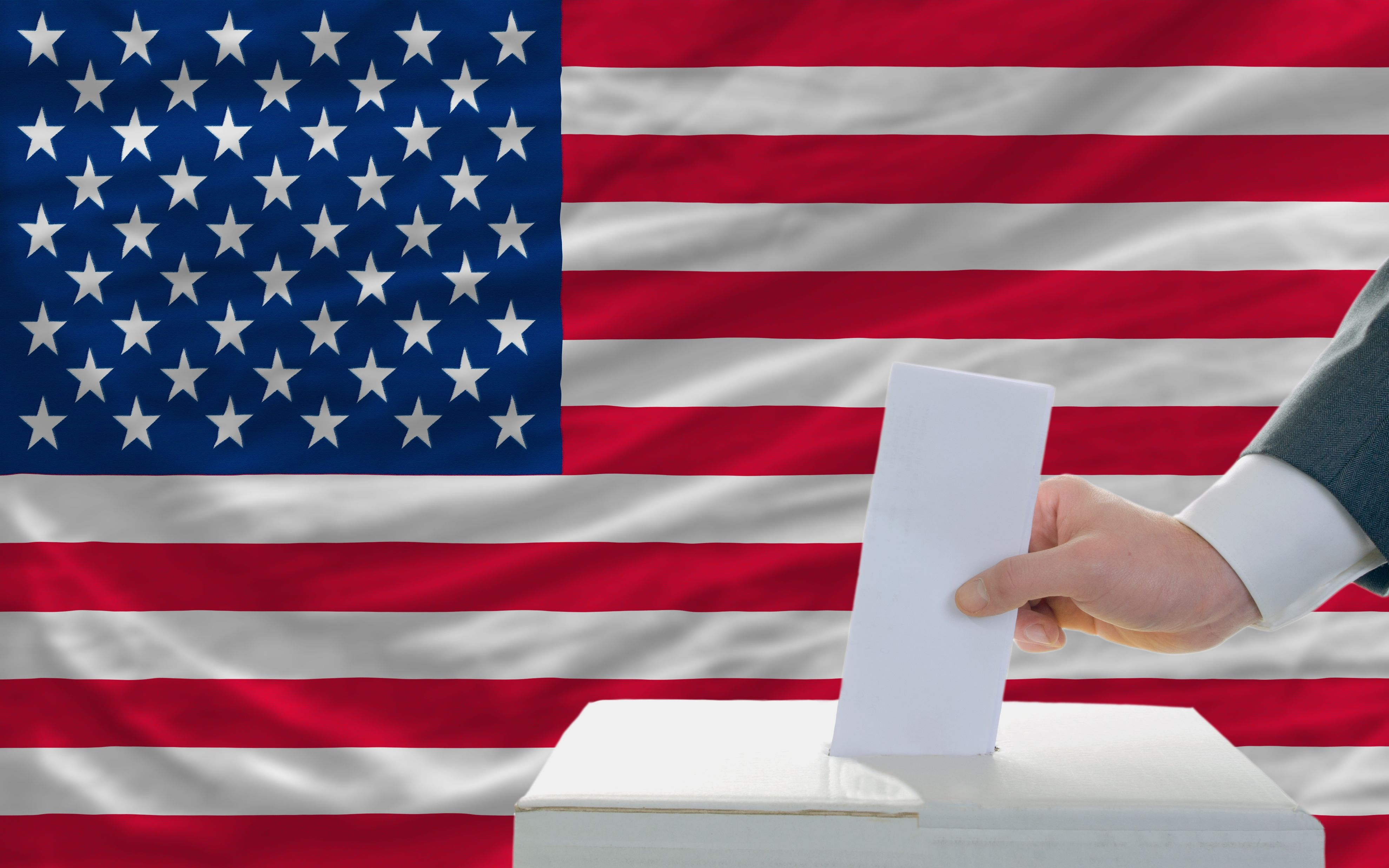 Así votarías mañana (si fueras gringo)