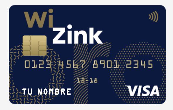 Tarjeta de crédito Wizink Oro