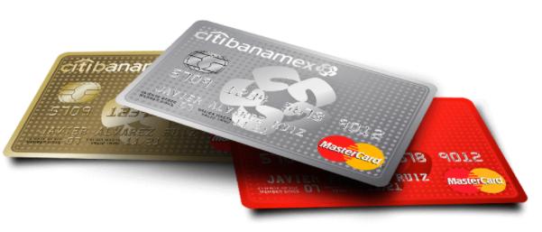 Banamex: Tarjetas de crédito