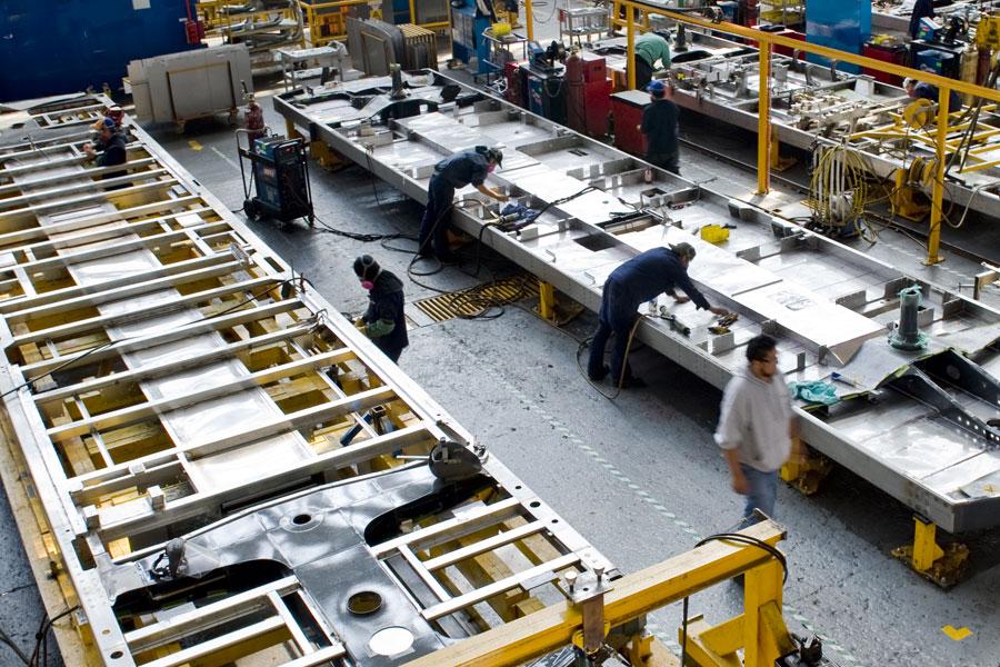 Indicadores Económicos Estados Unidos: Índice Manufacturero (ISM)