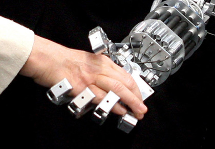 Robot foro