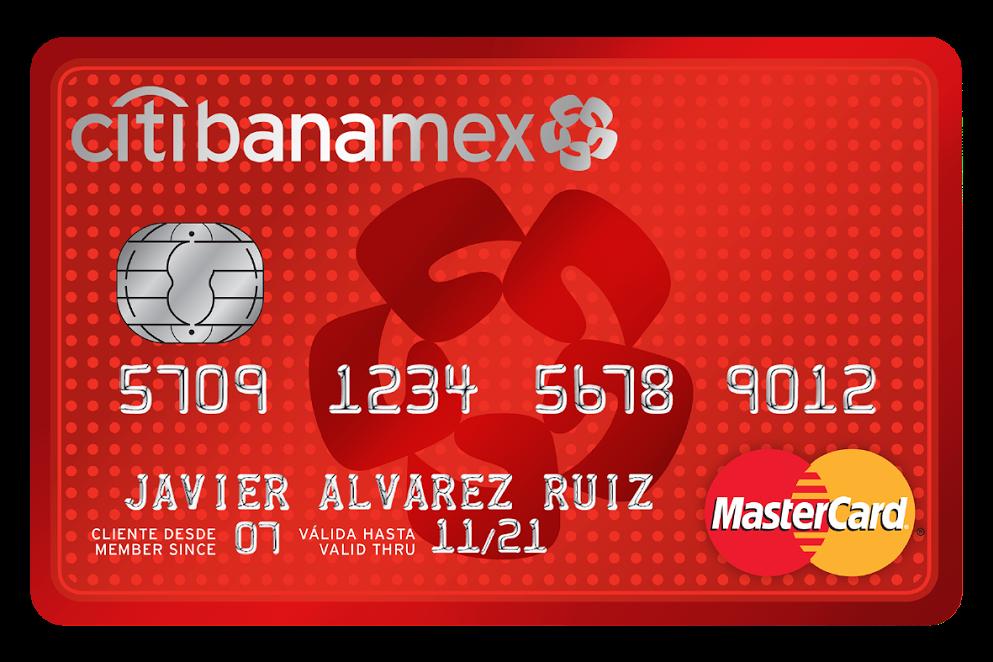 Tarjetas Crédito Citibanamex: Clásica