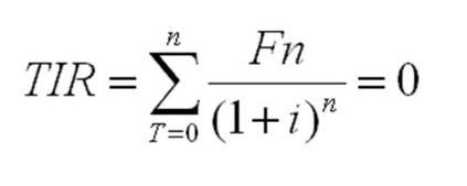 3391122 Tasa Interna Retorno Tir Definicion Calculo Ejemplos