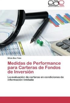 Medidas de Performance Carteras Fondos